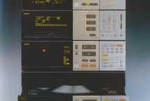 Vintage audio systems