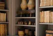 Bookshelves/Library
