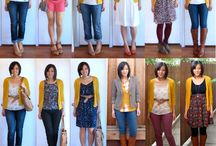 In the Closet ~ Sweaters / Cardigans and pullovers / by {Living Outside the Stacks}