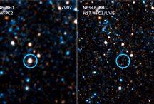 Scienza : Scompare La Stella N6946-bh1, Nella galassia Ngc 6946