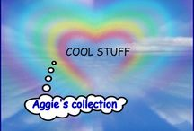 A Collection of Cool Stuff / by Agnes Krause