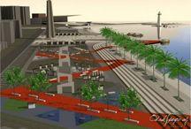 Mavisehir Waterfront Design / Location: Karşıyaka/İzmir