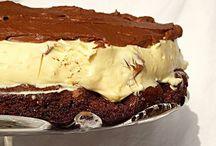 krémes sütemény