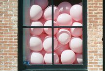 idcaption | Round Shape / Round Shape Invasion: Bubbles, Balloons, Circles, Confettis, Polka Dots, Rings ...