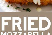 Mozzarella Fried