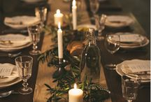 Table Settings and Accessories