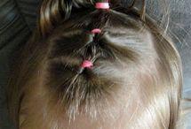 Hair Ideas Annalise / by Donna Peterson