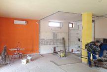 Project 143: Nappalitér újratöltve / Lakás felújítása a tervezéstől a beköltözésig