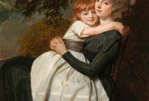 18th-century children