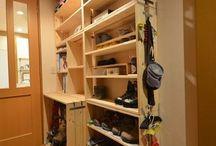 DIY_shoe rack