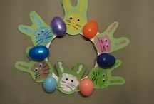Easter Ideas / by Jessica Gray