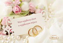 Ślub plenerowy w Hotelu Witek / Marzysz o ślubie w otoczeniu kwiatów i zieleni? Skorzystaj z naszych usług i zorganizuj plenerowy ślub w ogrodzie Hotelu Witek!