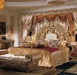 Dormitorio barroco grande