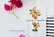 Paper - Save the Date - Wedding Invitations