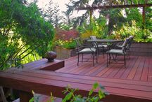 Cabin Deck Ideas / by Gary Lindberg
