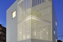 Material: Perforated metal