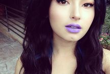 L A U R A * S A N C H E Z / YouTube Blogger, MAkeup artist Laura Sanchez