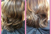 hair cuts layers shoulder length
