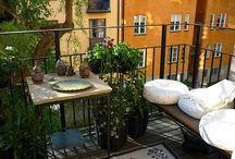 Nápady na balkon
