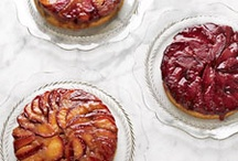 Upside down~ Cakes / by Kathleen Pignotti-Vendetti