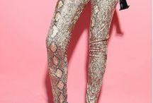 Fashion pants jeans