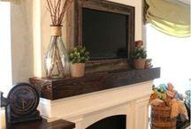 Fireplace/Mantels