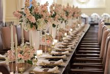 Soft Pink Wedding Colours