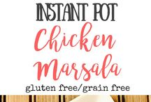 21 Day Fix Instant Pot Recipes / These 21 Day Fix Instant Pot recipes will save you so much time in the kitchen! Using the Instant Pot for meal prepping is also a huge time saver.