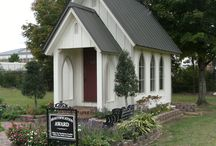 Small Chapels / by Historic Shed