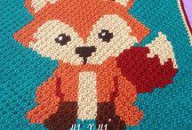 Renard Crochet 2c2