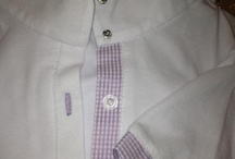 Custom Polo / Custom snap collar cotton polo T-shirts (over 2000 trim colours to choose from).