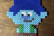 Peeler beads