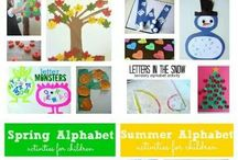 Pre-K... ABC, 123, Shapes and Colors / by Jodi Galvin
