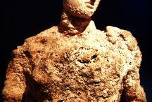 Antikythera wreck / Archeological Museum, Athens Greece