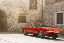 Jaguar E type / Fav car