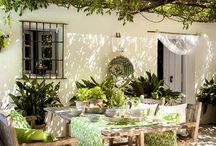 Étterem kerthelyiség