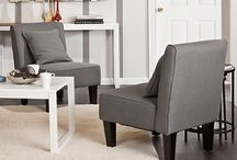 Apartment Living / Ideas for designing and decorating your small space on a budget / by SmartFurniture
