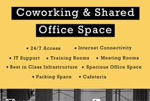 Coworking office Space