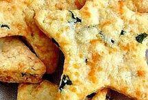 Crackers homemade