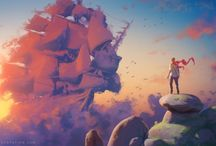 THE ART OF SYLVAIN SARRAILH