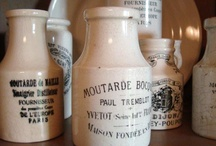 French Mustard Pots