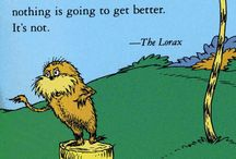 Favorite Dr. Seuss words of wisdom