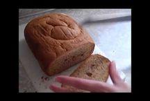 Bread maker recipes