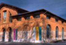 Musée des Abattoirs - Toulouse / Les Abattoirs est le musée d'art moderne et contemporain de la ville de Toulouse