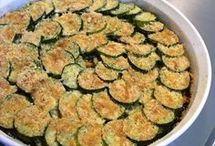 zucchine gradinate al forno