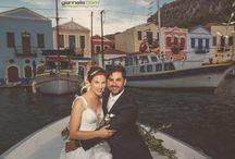 Kastellorizo Wedding / An Australian Coupple Married In Kastellorizo Island In Greece.