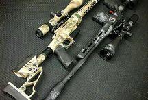 Sniper guns