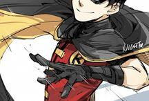 Hero/Characters