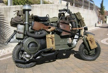 Military Scooter