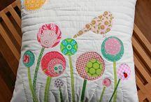 Polštáře / Pillow / patchwork